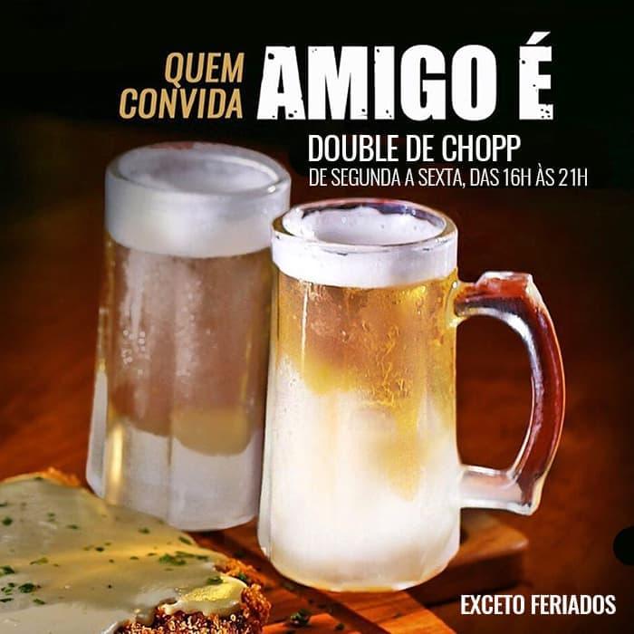 Double De Chopp Horario